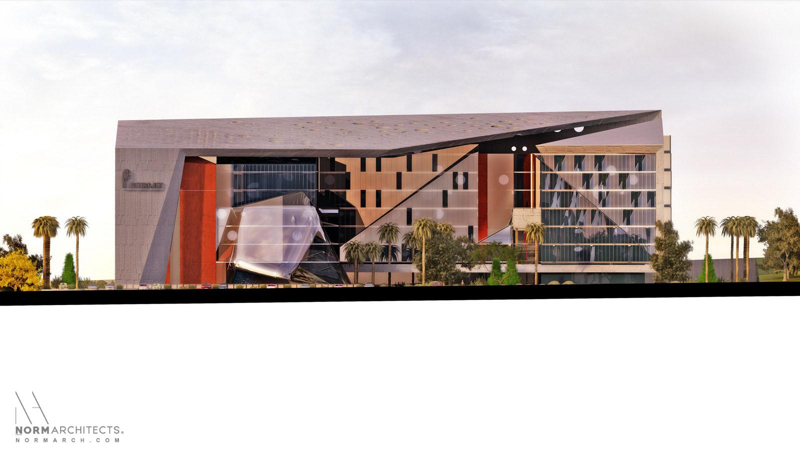 Petrojet Headquarter