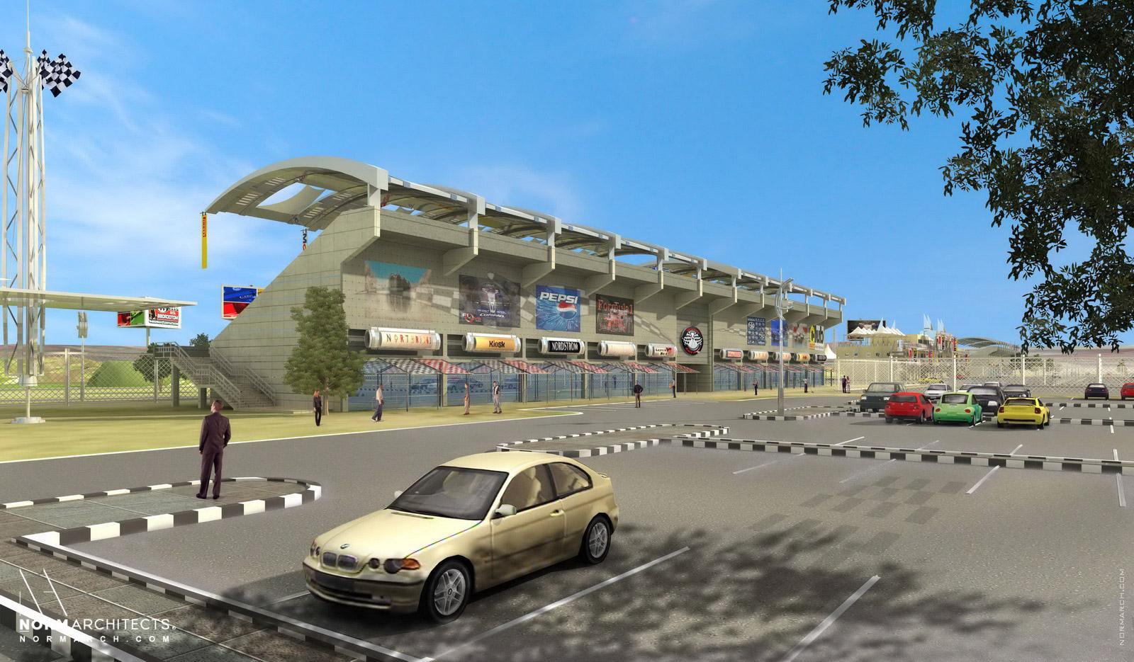Reem Auto Club Experience
