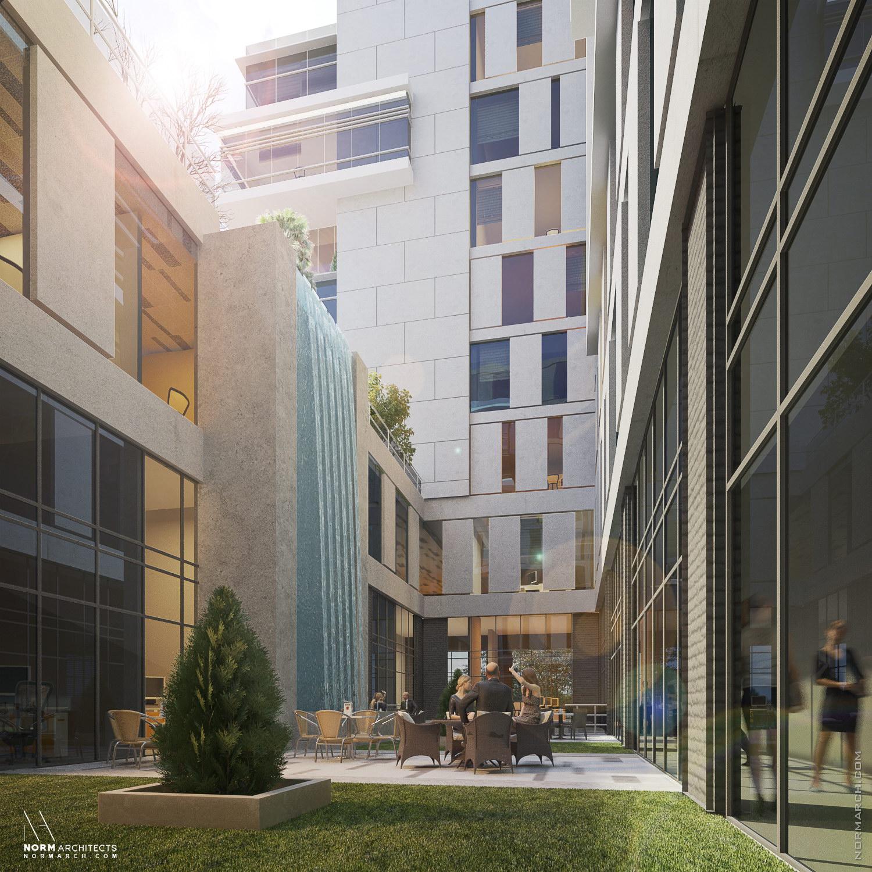 Paragon Administrative Building